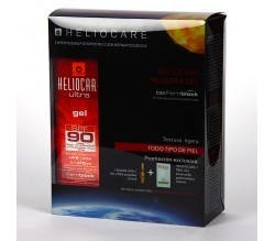 Heliocare Pack Ultra SPF90+ Gel 50 ml + Endocare CPeel 3 ud