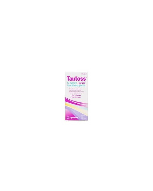 TAUTOSS (6 MG/ML JARABE 200 ML )