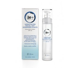 BE+ EMULSIÓN LIGERA PIEL NORMAL/MIXTA SPF20 50ML